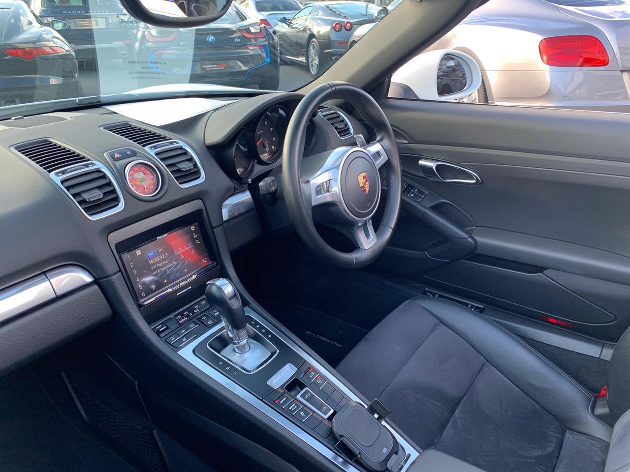 image-7, 2014 Porsche Boxster 981 PDK Convertible at Christchurch