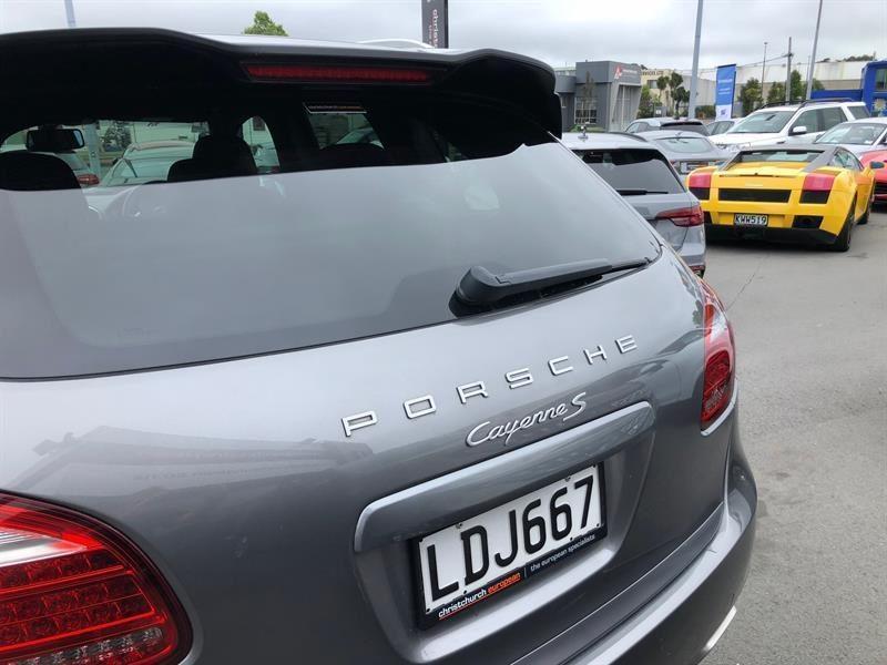image-4, 2011 Porsche Cayenne S 4.8 V8 New Shape Sports at Christchurch
