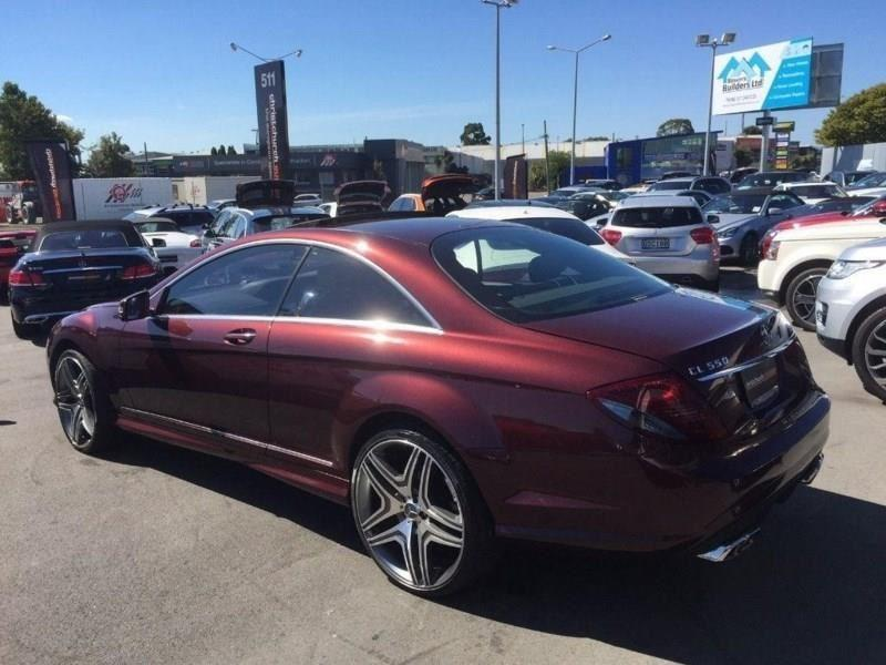 image-2, 2007 MercedesBenz CL 550 CL550 New Shape 5.5 V8 Co at Christchurch