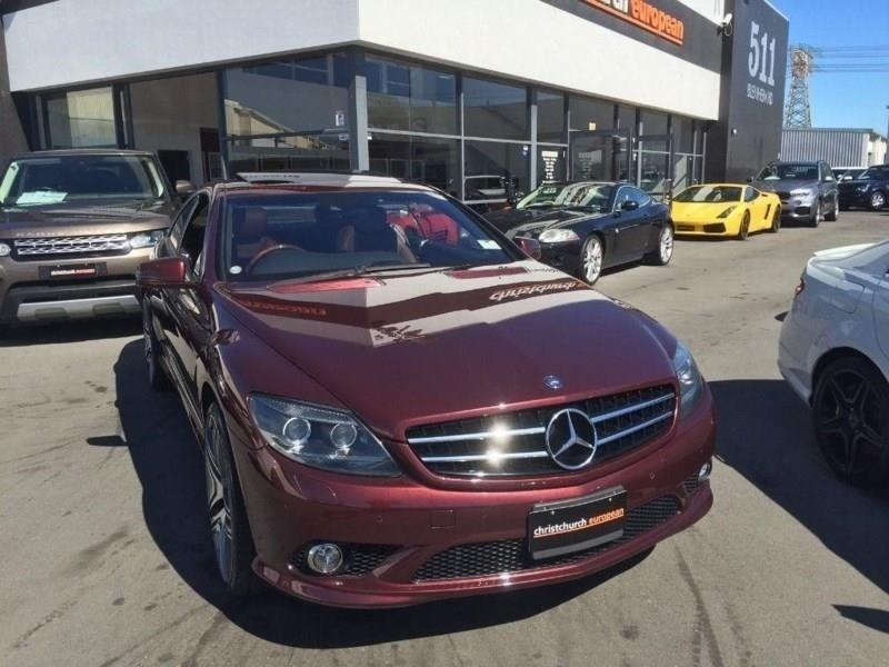 image-1, 2007 MercedesBenz CL 550 CL550 New Shape 5.5 V8 Co at Christchurch