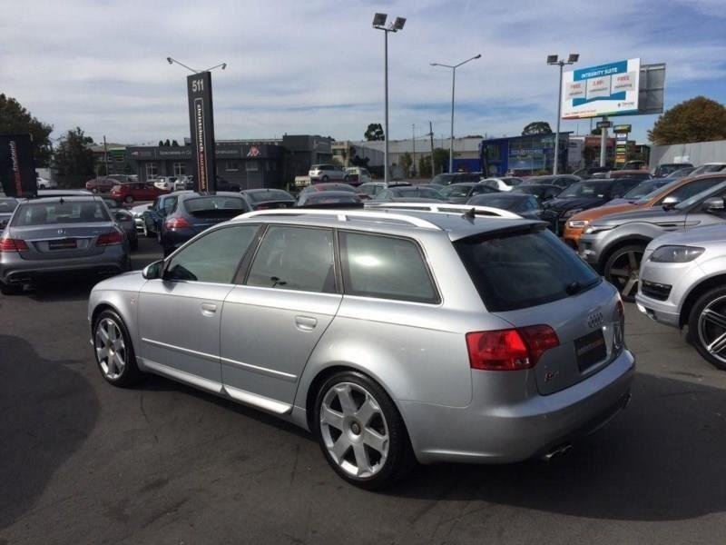 image-2, 2005 Audi S4 4.2 V8 Quattro Facelift Wagon at Christchurch
