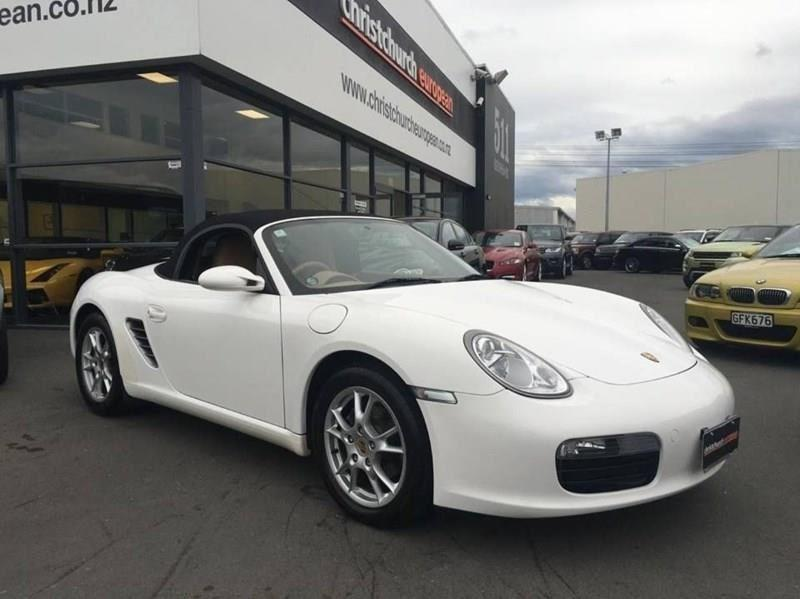 image-1, 2008 Porsche Boxster 987 Convertible at Christchurch