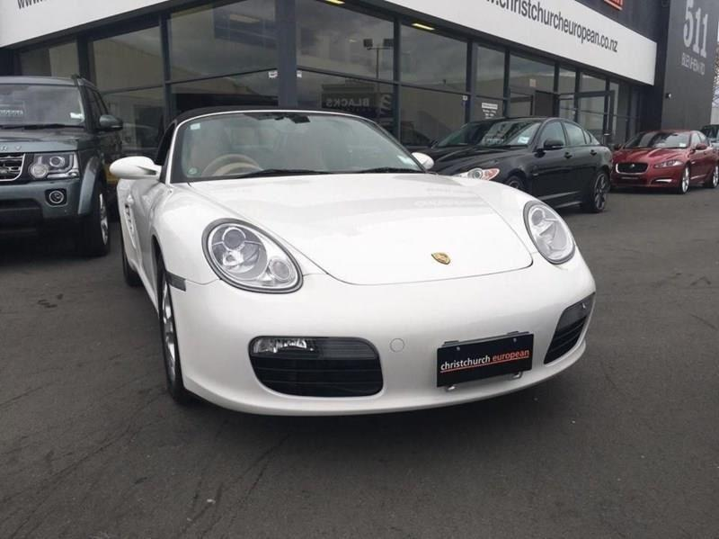 image-2, 2008 Porsche Boxster 987 Convertible at Christchurch