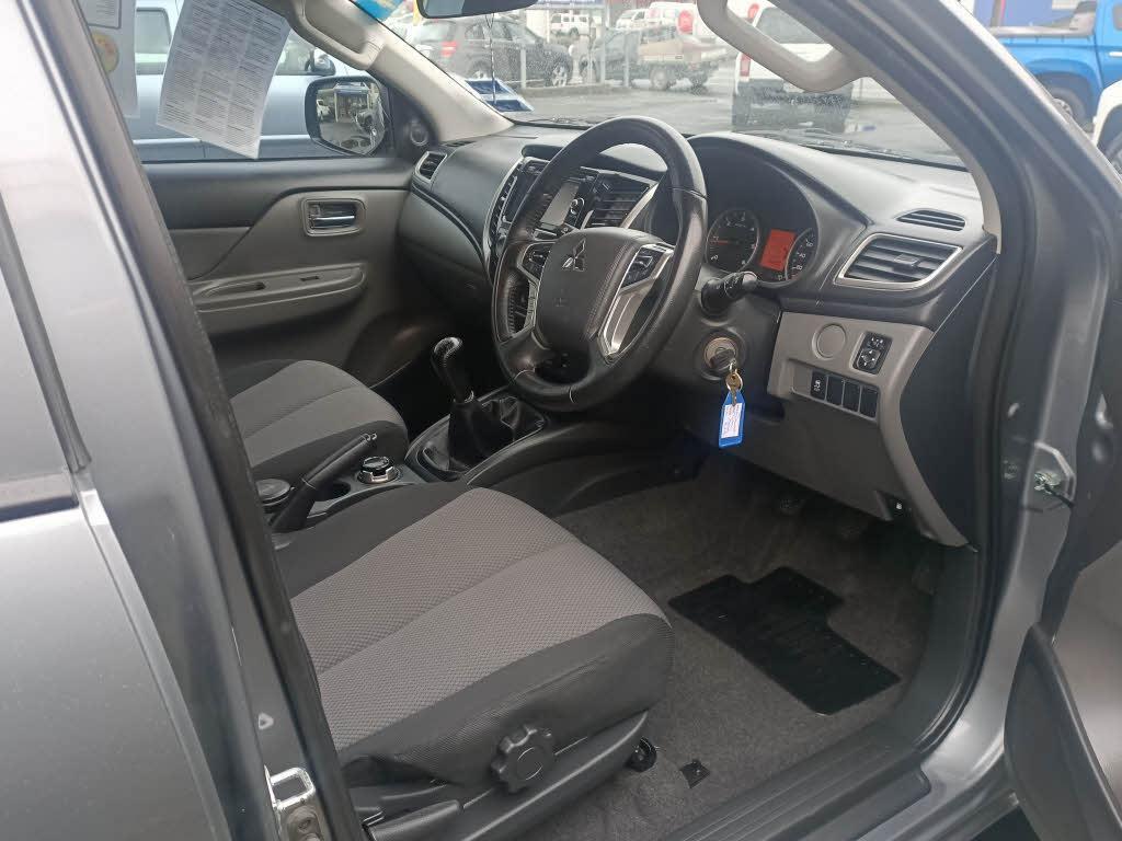 image-5, 2017 Mitsubishi Triton DC Glxr 6M 2.4D/4WD DC GLXR at Dunedin