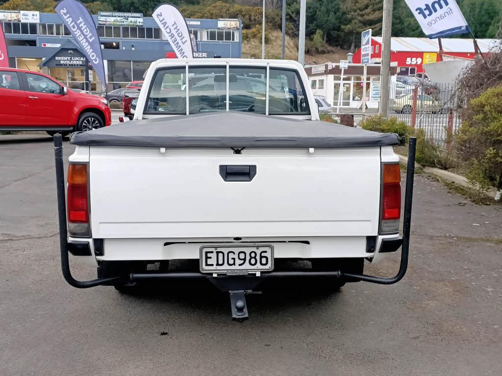 image-5, 1998 Nissan Datsun at Dunedin