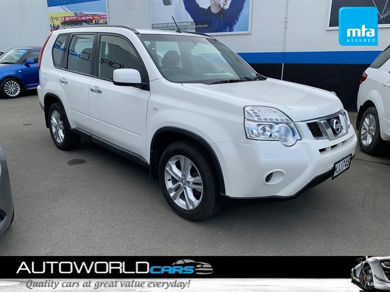2013 NISSAN X-TRAIL ST 2 0L Manual for sale in Invercargill