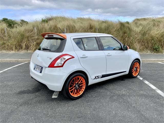 image-2, 2014 Suzuki Swift Glx XS3 at Dunedin