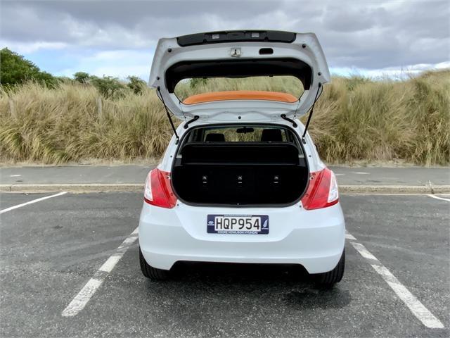 image-5, 2014 Suzuki Swift Glx XS3 at Dunedin