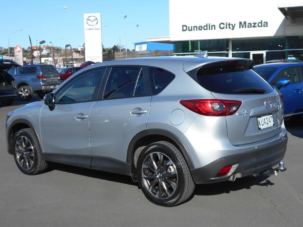 image-1, 2017 Mazda CX-5 LTD 2.5 Petrol  AWD at Dunedin