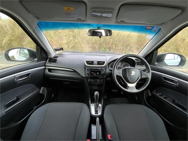 image-15, 2014 Suzuki Swift Glx XS3 at Dunedin