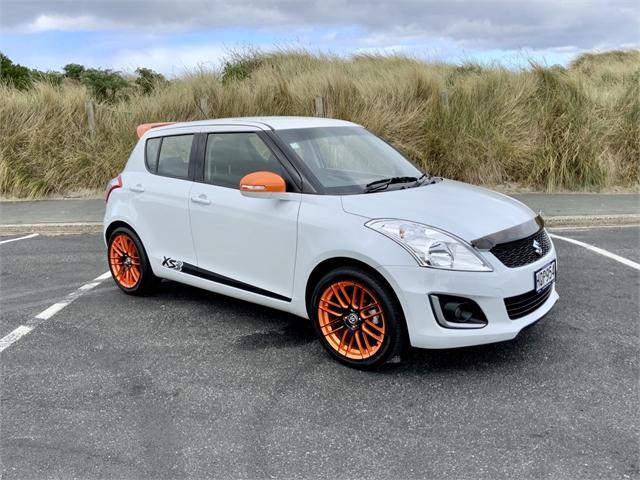 image-0, 2014 Suzuki Swift Glx XS3 at Dunedin