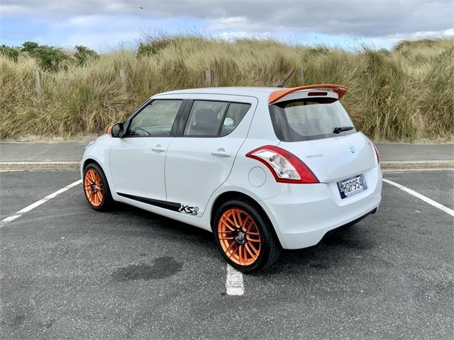 image-6, 2014 Suzuki Swift Glx XS3 at Dunedin