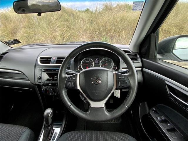 image-16, 2014 Suzuki Swift Glx XS3 at Dunedin