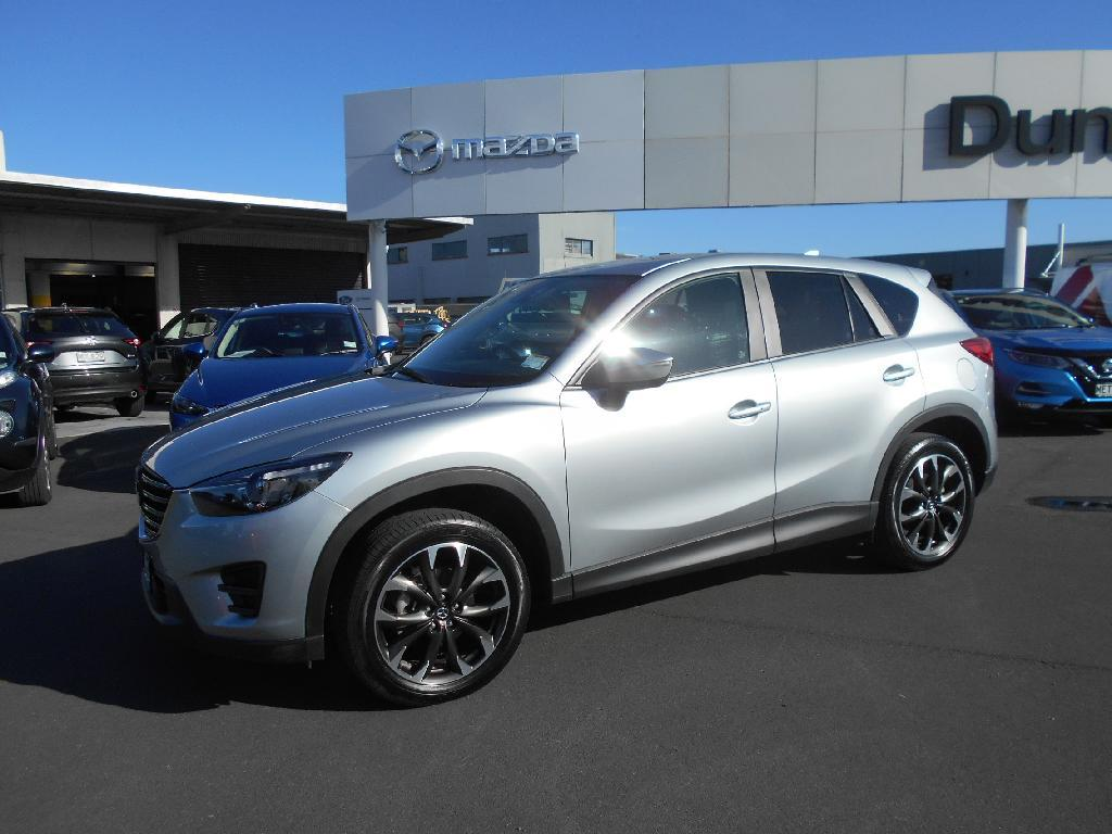 image-0, 2017 Mazda CX-5 LTD 2.5 Petrol  AWD at Dunedin