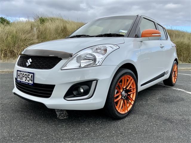 image-9, 2014 Suzuki Swift Glx XS3 at Dunedin