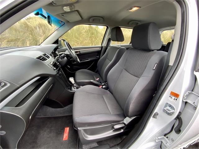 image-11, 2014 Suzuki Swift Glx XS3 at Dunedin