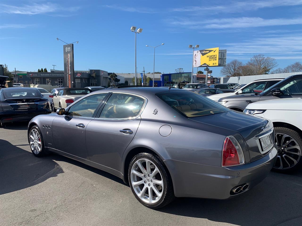image-2, 2005 Maserati Quattroporte 4.2 V8 NZ New Sedan at Christchurch