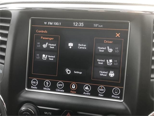 image-14, 2018 Jeep Grand Cherokee Overland 3.0Lt Diesel at Christchurch