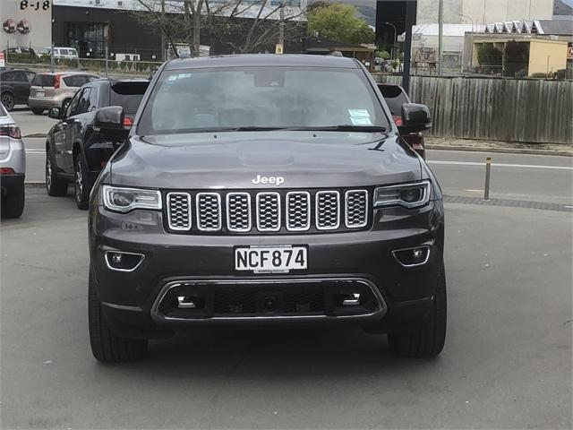 image-5, 2018 Jeep Grand Cherokee Overland 3.0Lt Diesel at Christchurch