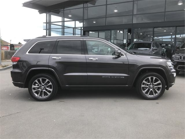 image-3, 2018 Jeep Grand Cherokee Overland 3.0Lt Diesel at Christchurch