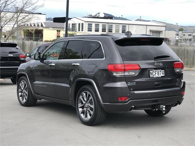 image-1, 2018 Jeep Grand Cherokee Overland 3.0Lt Diesel at Christchurch