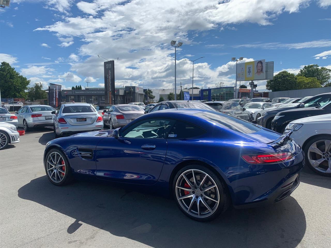 image-2, 2017 MercedesBenz AMG GT-S 4.0 V8 Coupe at Christchurch