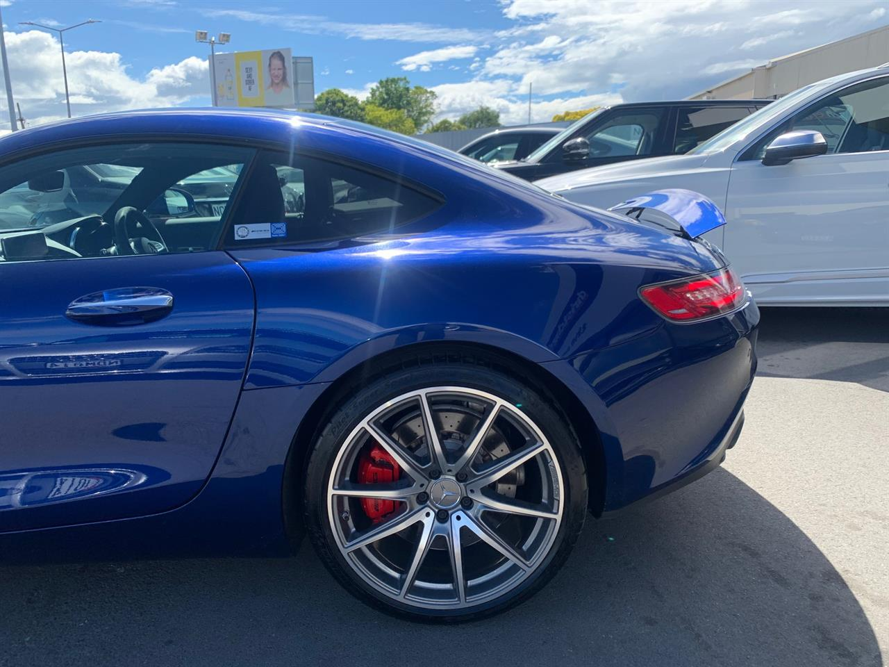 image-5, 2017 MercedesBenz AMG GT-S 4.0 V8 Coupe at Christchurch