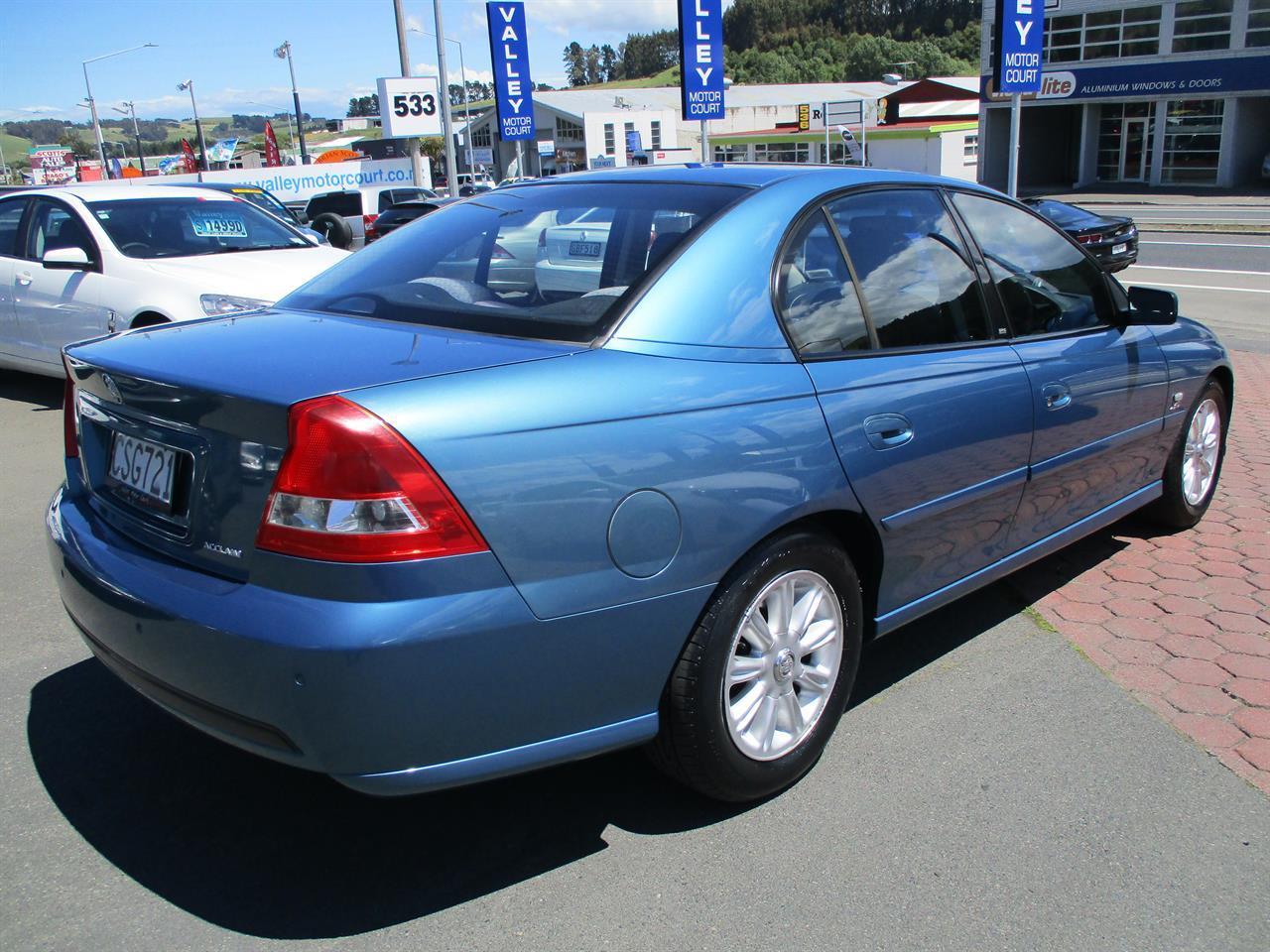 image-3, 2005 Holden Commodore VZ Acclaim at Dunedin