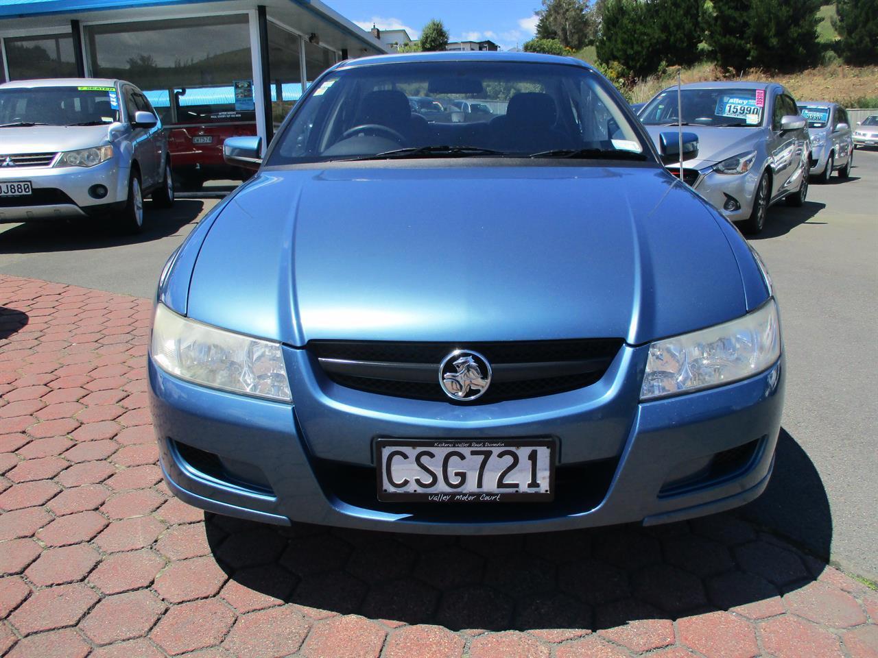 image-8, 2005 Holden Commodore VZ Acclaim at Dunedin