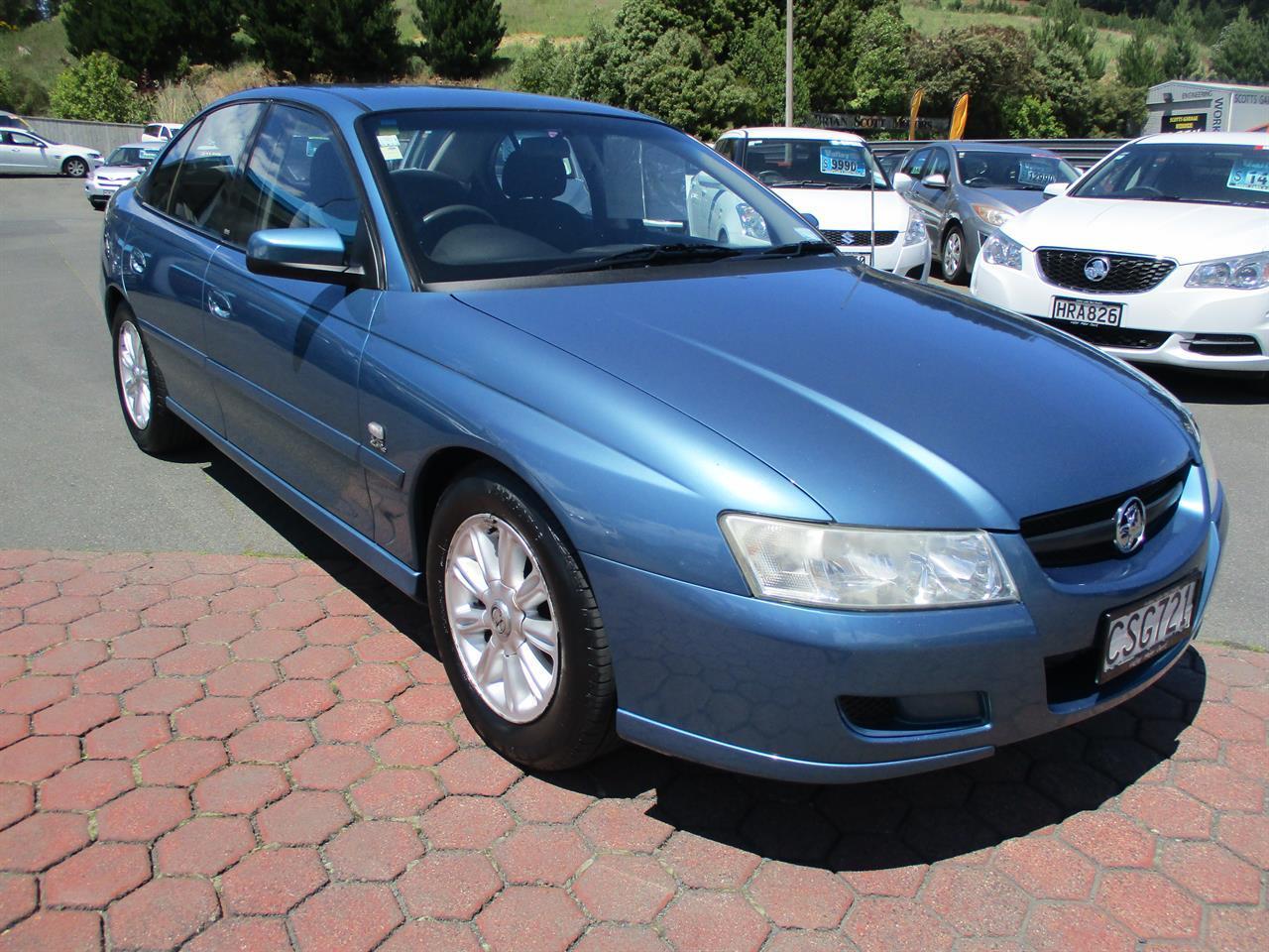 image-1, 2005 Holden Commodore VZ Acclaim at Dunedin