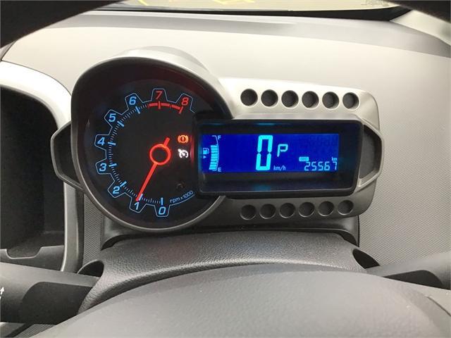 image-12, 2014 Holden Barina 2014  1.6L Auto Hatch at Timaru