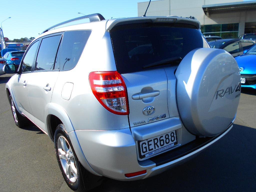image-3, 2012 Toyota Rav4 2.4 4WD LTD WAGON auto at Dunedin