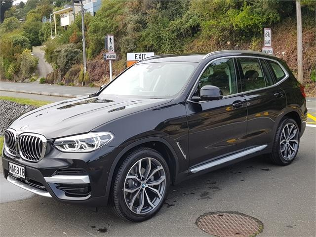 2019 BMW X3 xDrive 20d xLine+Innovations for sale in Dunedin