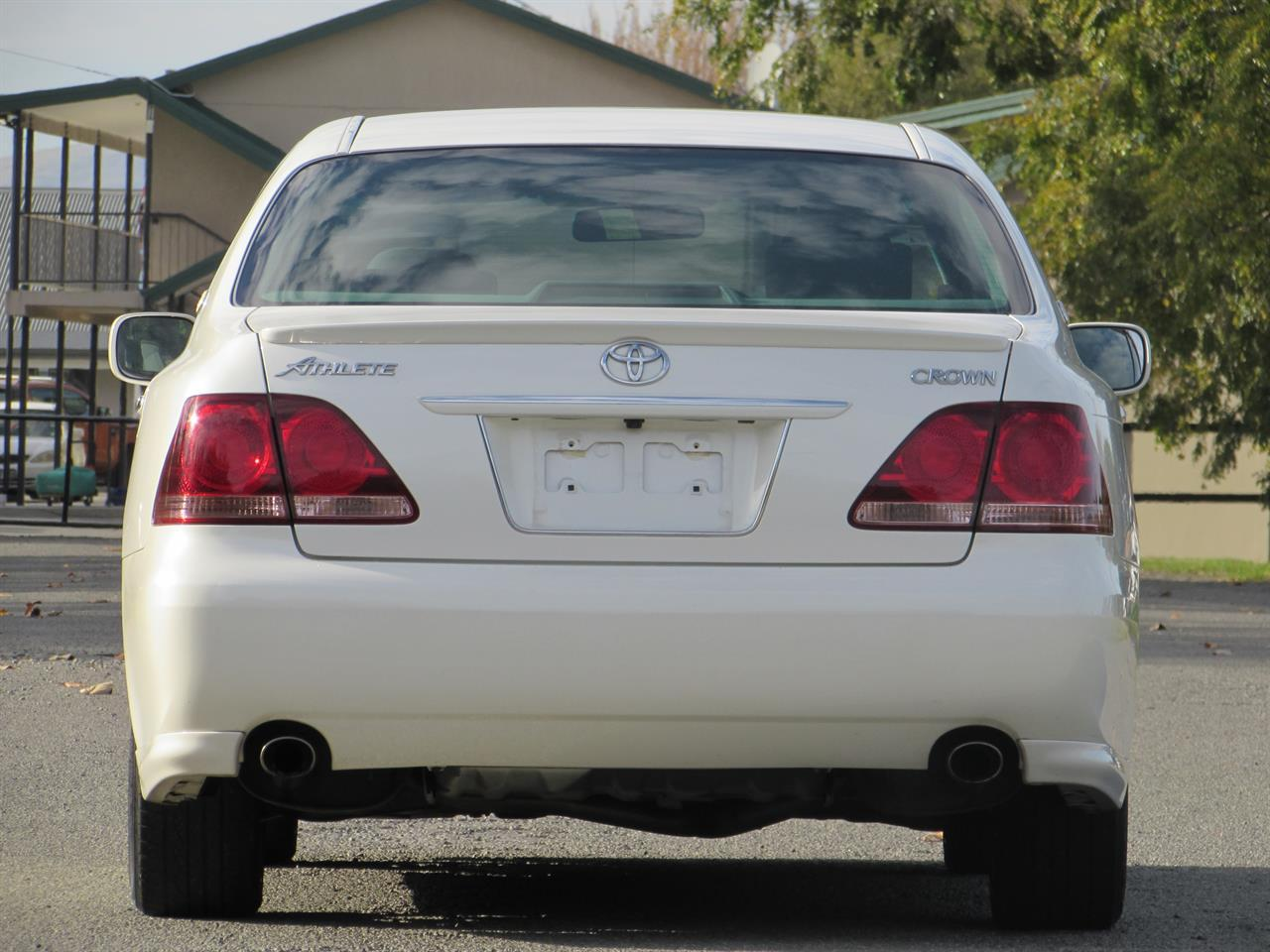 image-4, 2006 Toyota Crown Athlete at Christchurch