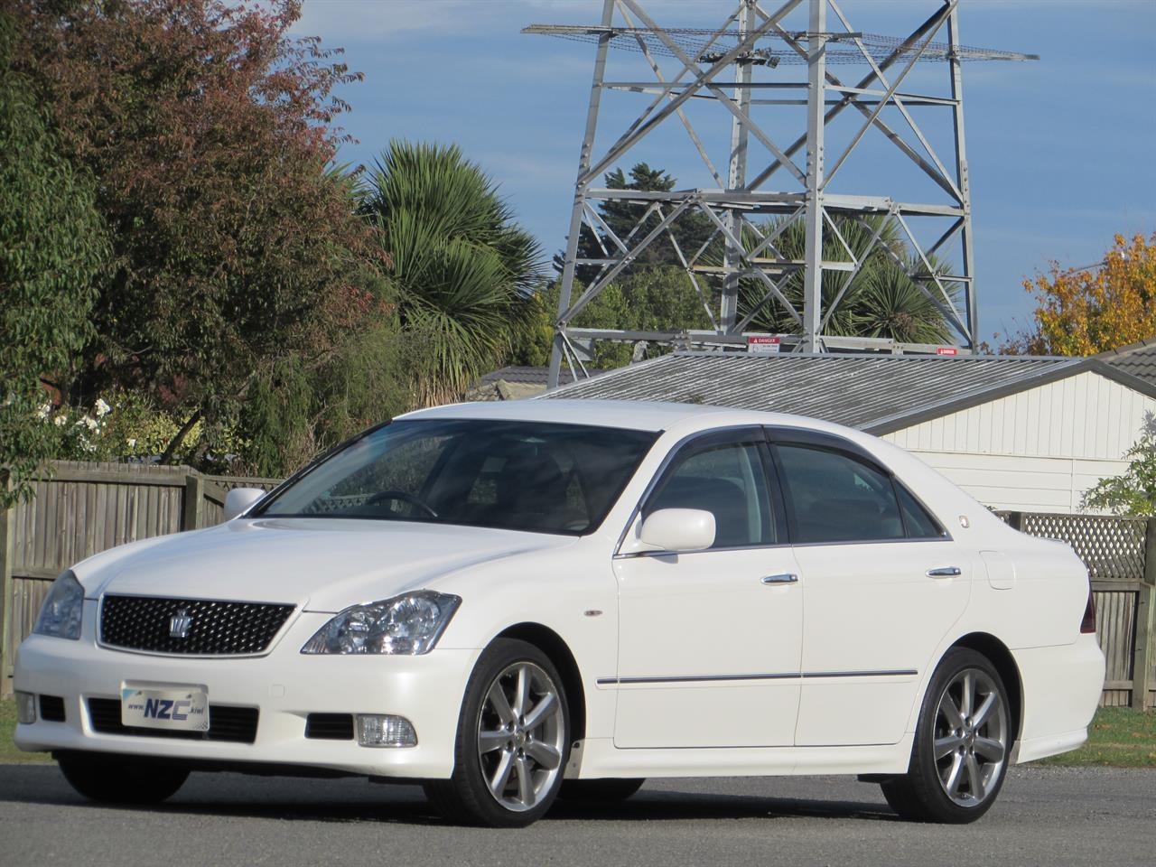 image-1, 2006 Toyota Crown Athlete at Christchurch