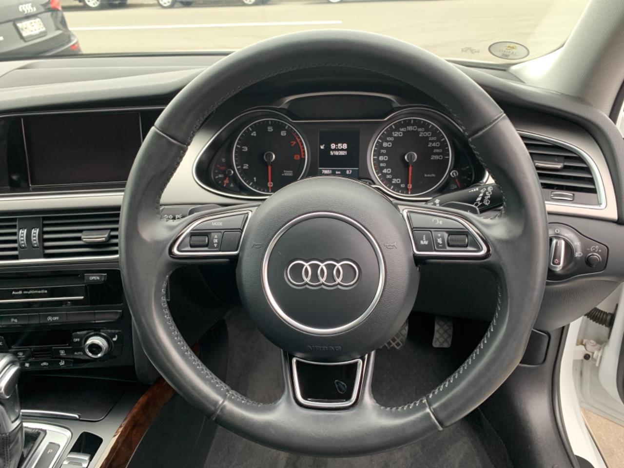 image-8, 2012 Audi A4 Allroad Quattro at Christchurch