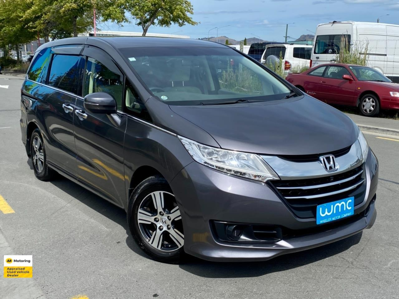 image-0, 2013 Honda Odyssey G-EX Package 7-Seater at Christchurch