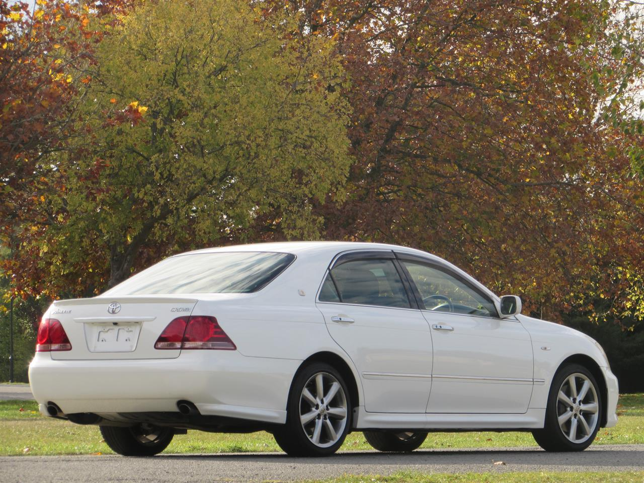 image-5, 2006 Toyota Crown Athlete at Christchurch