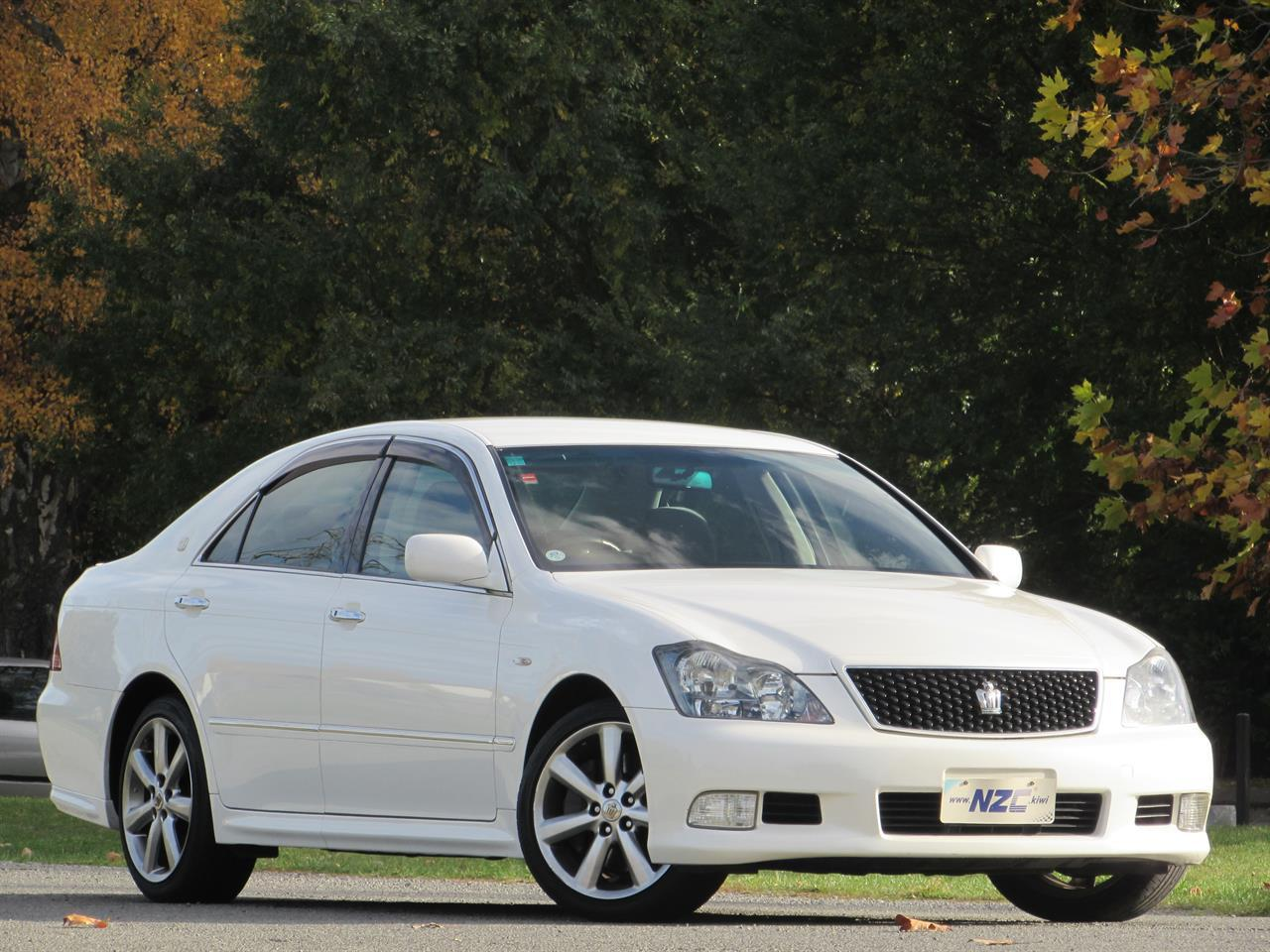 image-0, 2006 Toyota Crown Athlete at Christchurch