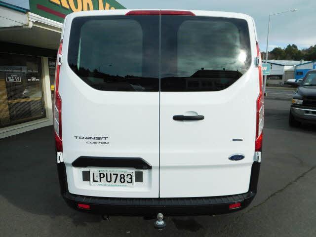 image-4, 2018 Ford TRANSIT CUSTOM at Dunedin