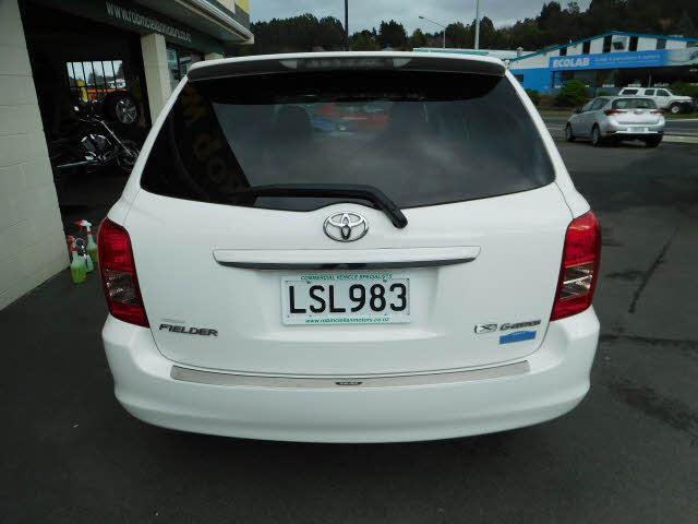 image-3, 2007 Toyota Corolla Fielder at Dunedin