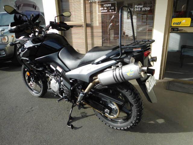 image-6, 2007 Suzuki DL1000 V-STROM at Dunedin