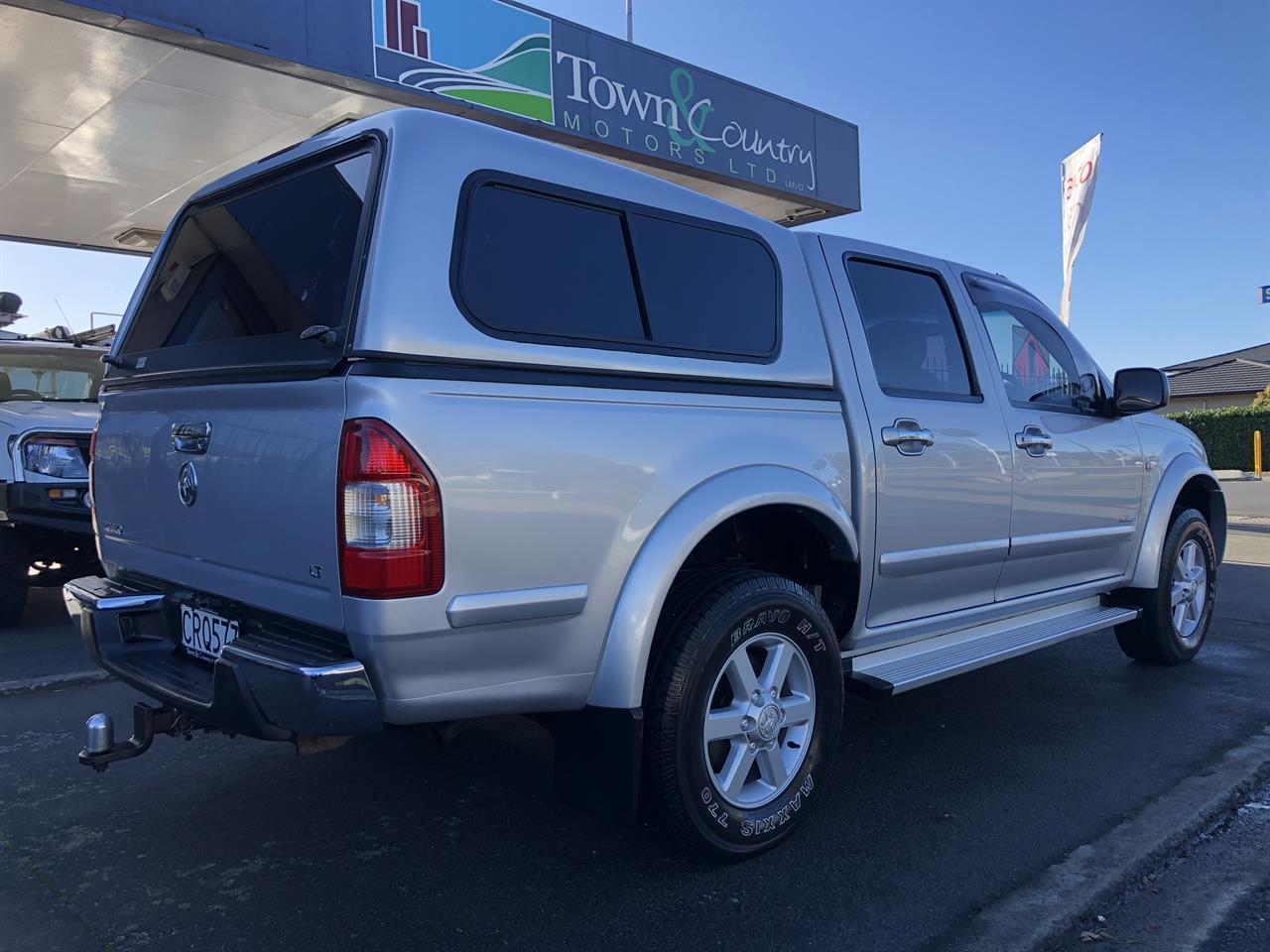 image-2, 2005 Holden Rodeo LT 2WD D/CAB at Christchurch
