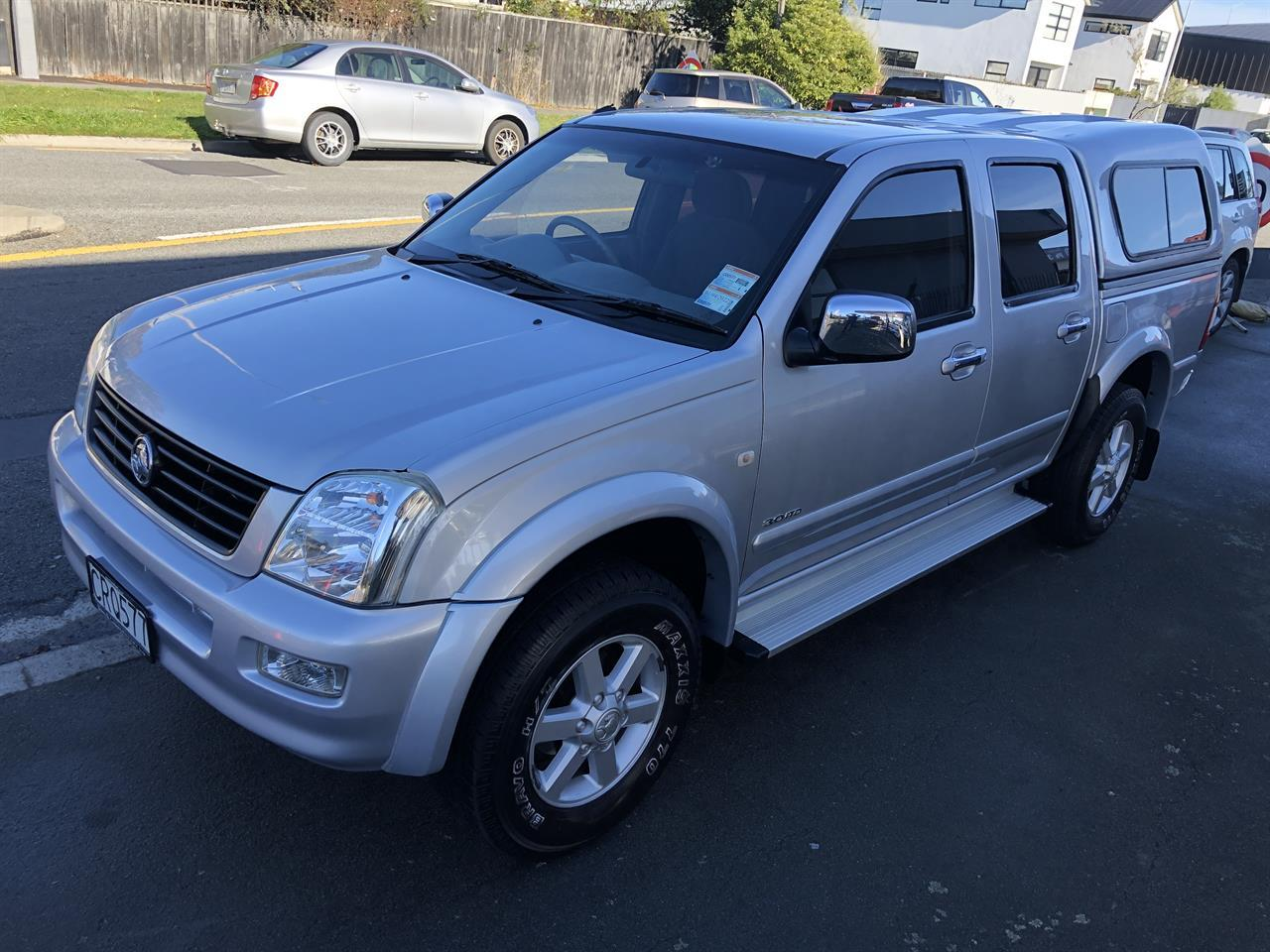 image-5, 2005 Holden Rodeo LT 2WD D/CAB at Christchurch