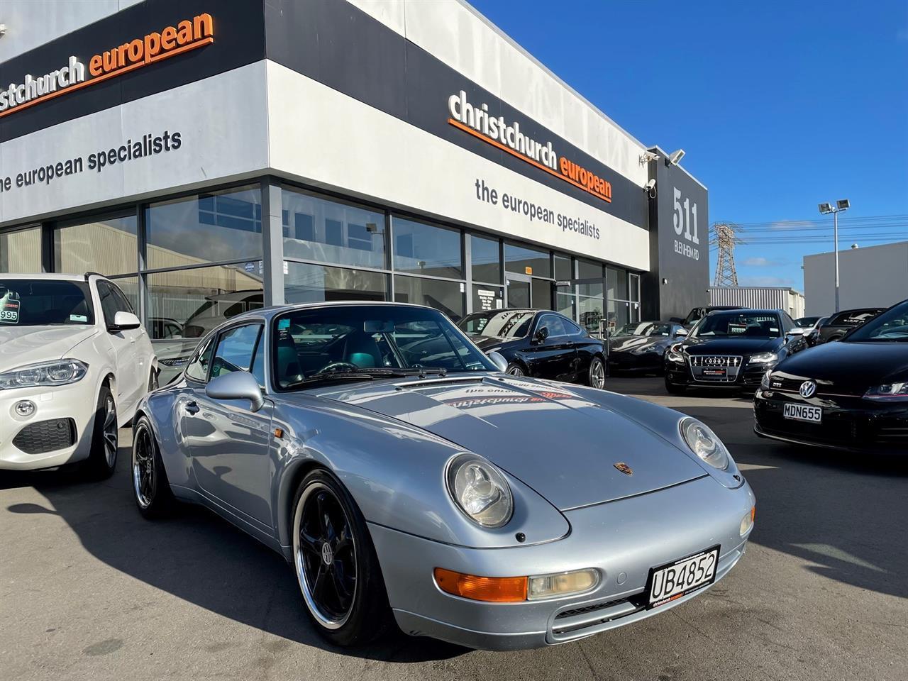image-1, 1996 Porsche 911 993 Carrera 2 at Christchurch