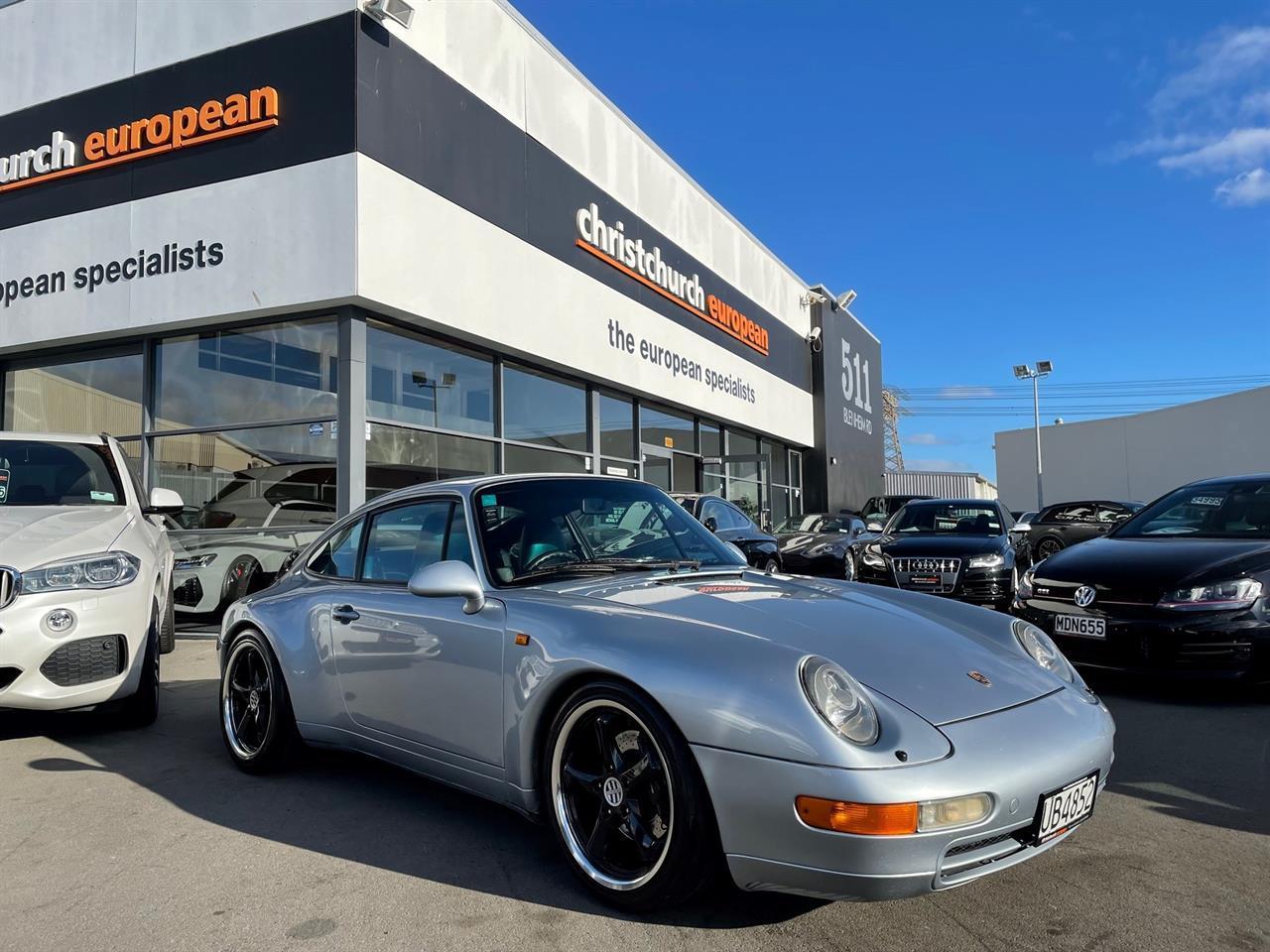 image-0, 1996 Porsche 911 993 Carrera 2 at Christchurch
