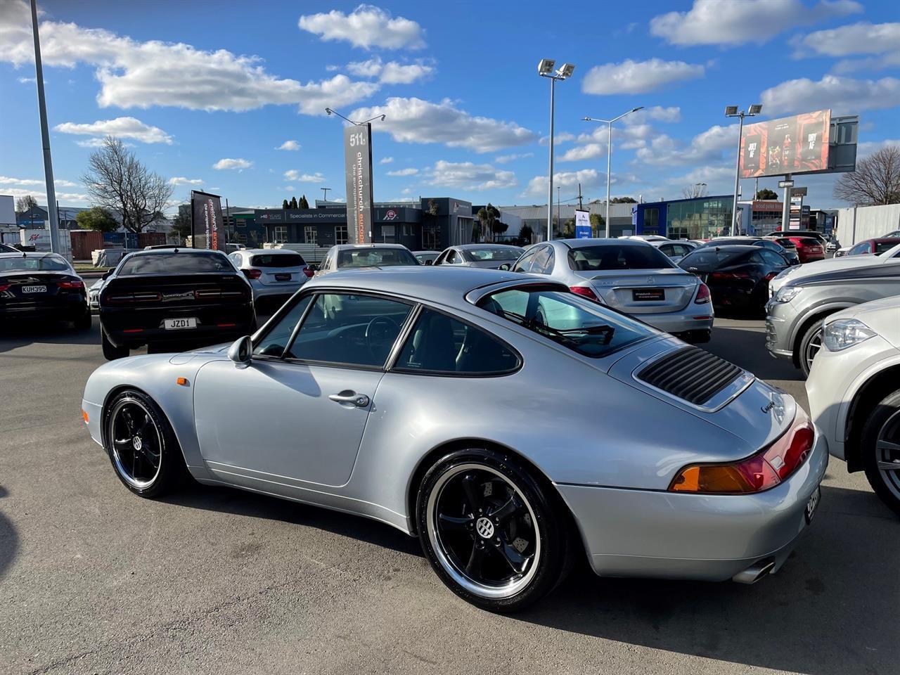 image-2, 1996 Porsche 911 993 Carrera 2 at Christchurch