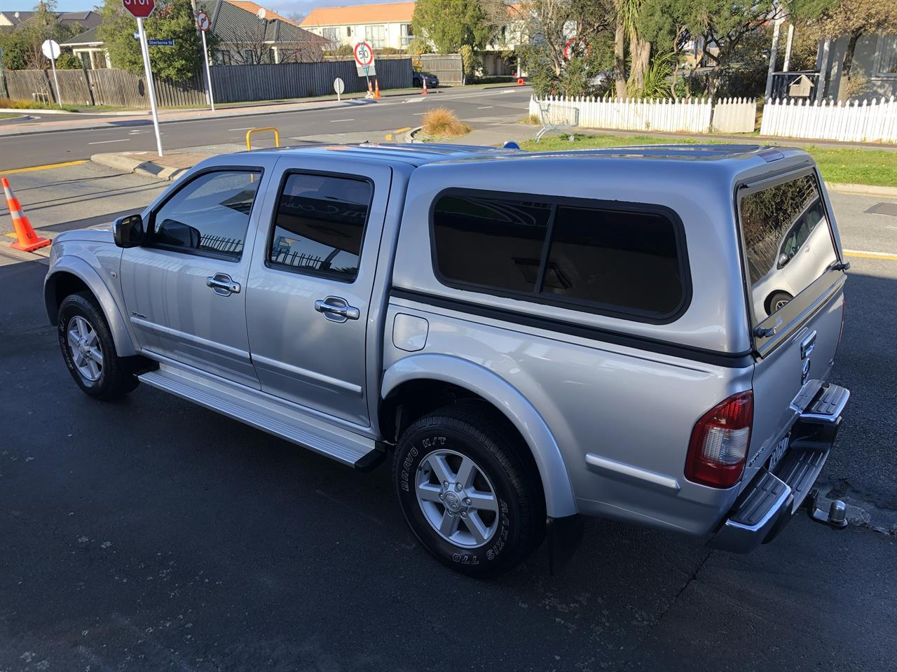 image-7, 2005 Holden Rodeo LT 2WD D/CAB at Christchurch