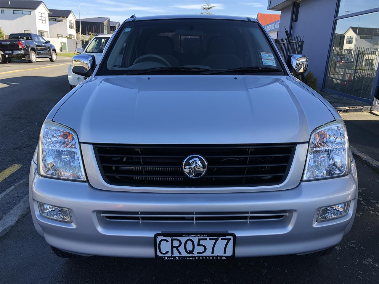 image-3, 2005 Holden Rodeo LT 2WD D/CAB at Christchurch
