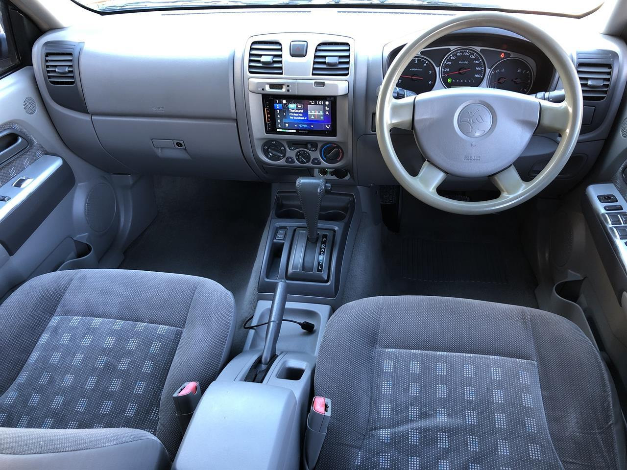 image-8, 2005 Holden Rodeo LT 2WD D/CAB at Christchurch